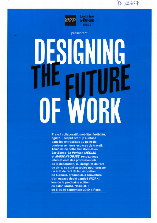 Designing the future of work