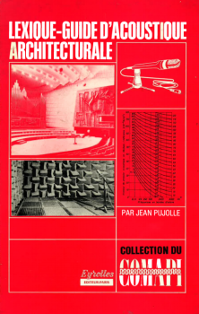 Lexique-guide d'acoustique architecturale